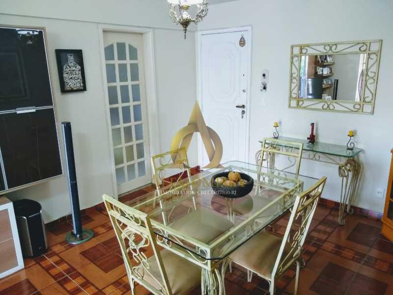 4 - Apartamento Estrada da Covanca,Tanque, Rio de Janeiro, RJ À Venda, 2 Quartos, 80m² - AOJ20101 - 8