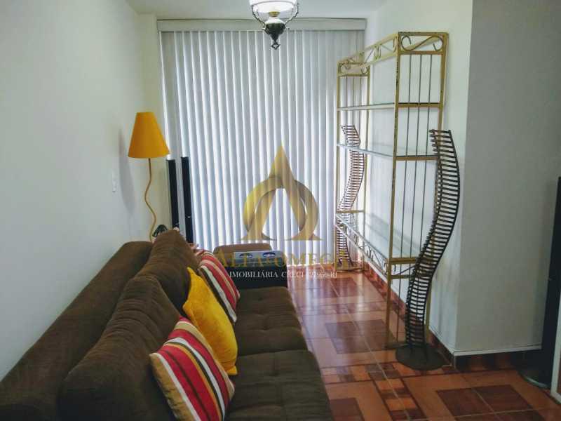 5 - Apartamento Estrada da Covanca,Tanque, Rio de Janeiro, RJ À Venda, 2 Quartos, 80m² - AOJ20101 - 6