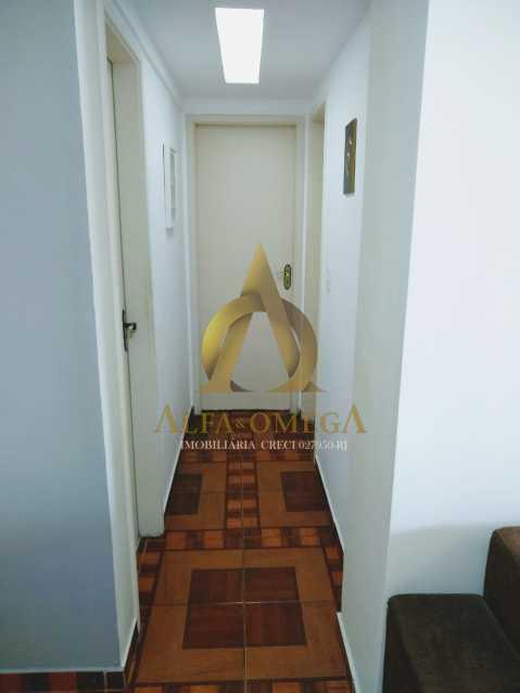 6 - Apartamento Estrada da Covanca,Tanque, Rio de Janeiro, RJ À Venda, 2 Quartos, 80m² - AOJ20101 - 9