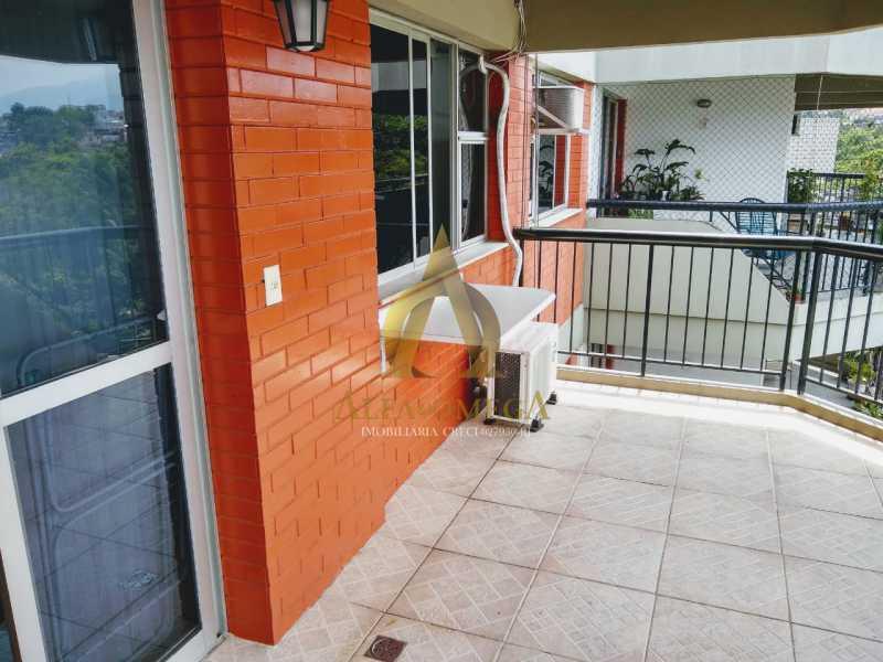 7 - Apartamento Estrada da Covanca,Tanque, Rio de Janeiro, RJ À Venda, 2 Quartos, 80m² - AOJ20101 - 17
