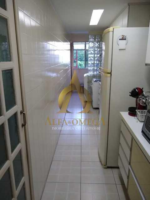 14 - Apartamento Estrada da Covanca,Tanque, Rio de Janeiro, RJ À Venda, 2 Quartos, 80m² - AOJ20101 - 15