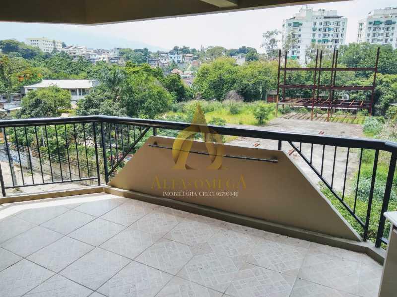 18 - Apartamento Estrada da Covanca,Tanque, Rio de Janeiro, RJ À Venda, 2 Quartos, 80m² - AOJ20101 - 19
