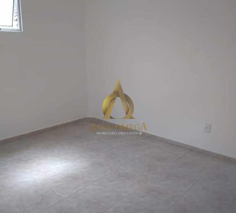 2 - Casa em Condomínio Estrada Capenha,Pechincha, Rio de Janeiro, RJ Para Alugar, 2 Quartos, 53m² - AOJ60017L - 4