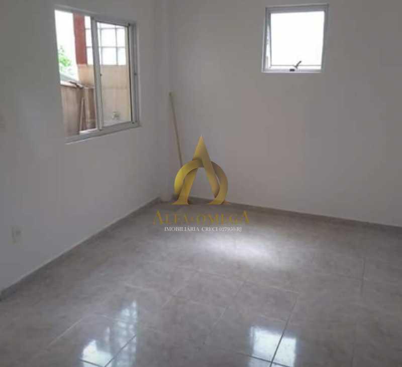 4 - Casa em Condomínio Estrada Capenha,Pechincha, Rio de Janeiro, RJ Para Alugar, 2 Quartos, 53m² - AOJ60017L - 3