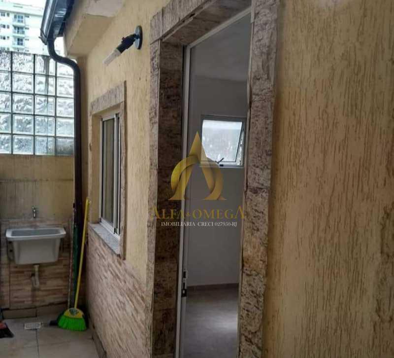 5 - Casa em Condomínio Estrada Capenha,Pechincha, Rio de Janeiro, RJ Para Alugar, 2 Quartos, 53m² - AOJ60017L - 7