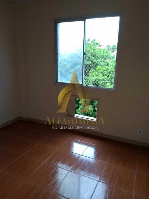 2 - Apartamento Rua Iriquitia,Taquara, Rio de Janeiro, RJ Para Alugar, 2 Quartos, 65m² - AOJ20030L - 4