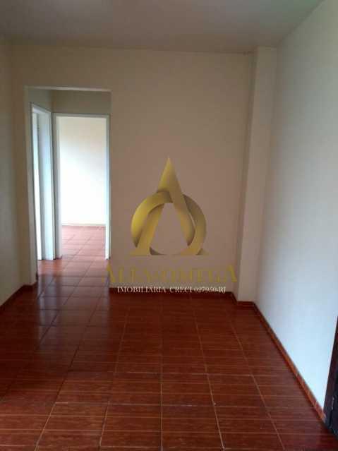 4 - Apartamento Rua Iriquitia,Taquara, Rio de Janeiro, RJ Para Alugar, 2 Quartos, 65m² - AOJ20030L - 3