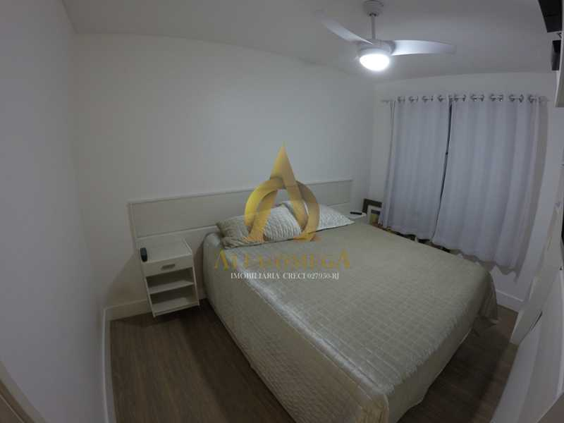 005 - Apartamento à venda Estrada de Camorim,Jacarepaguá, Rio de Janeiro - R$ 451.000 - AOJ40005 - 6