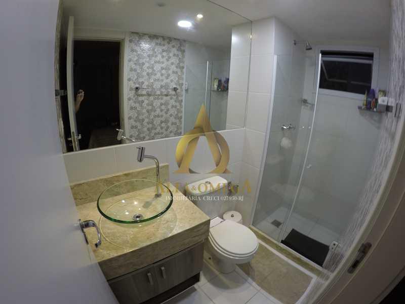 007 - Apartamento à venda Estrada de Camorim,Jacarepaguá, Rio de Janeiro - R$ 451.000 - AOJ40005 - 10