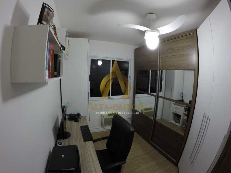 008 - Apartamento à venda Estrada de Camorim,Jacarepaguá, Rio de Janeiro - R$ 451.000 - AOJ40005 - 8
