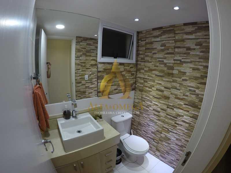 010 - Apartamento à venda Estrada de Camorim,Jacarepaguá, Rio de Janeiro - R$ 451.000 - AOJ40005 - 11
