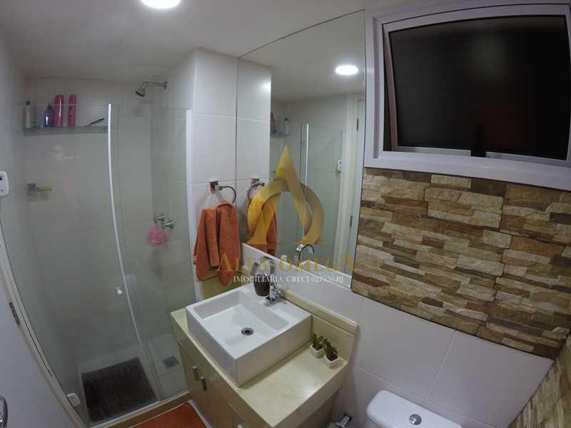 011 - Apartamento à venda Estrada de Camorim,Jacarepaguá, Rio de Janeiro - R$ 451.000 - AOJ40005 - 12