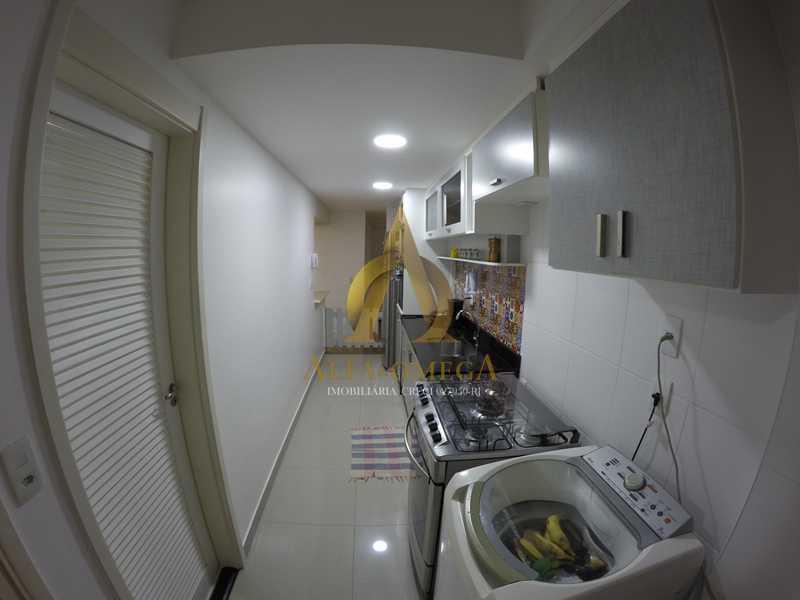 013 - Apartamento à venda Estrada de Camorim,Jacarepaguá, Rio de Janeiro - R$ 451.000 - AOJ40005 - 15