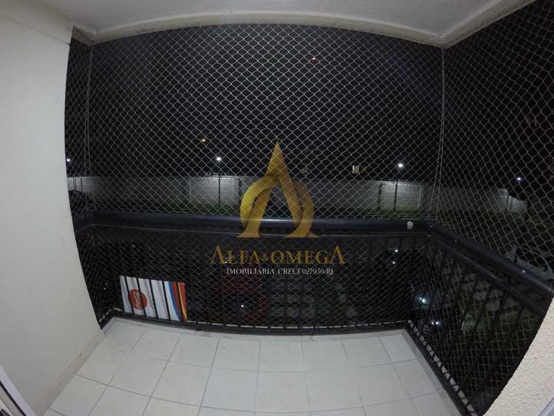 015 - Apartamento à venda Estrada de Camorim,Jacarepaguá, Rio de Janeiro - R$ 451.000 - AOJ40005 - 16