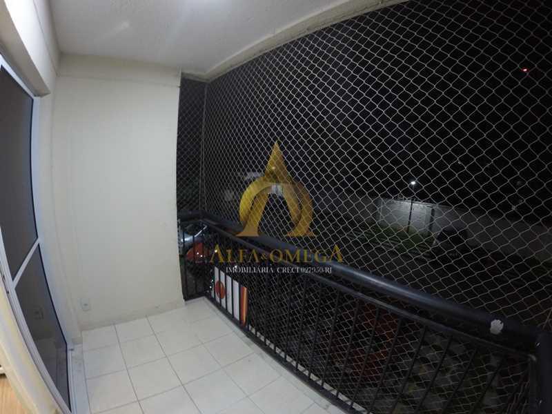 017 - Apartamento à venda Estrada de Camorim,Jacarepaguá, Rio de Janeiro - R$ 451.000 - AOJ40005 - 18