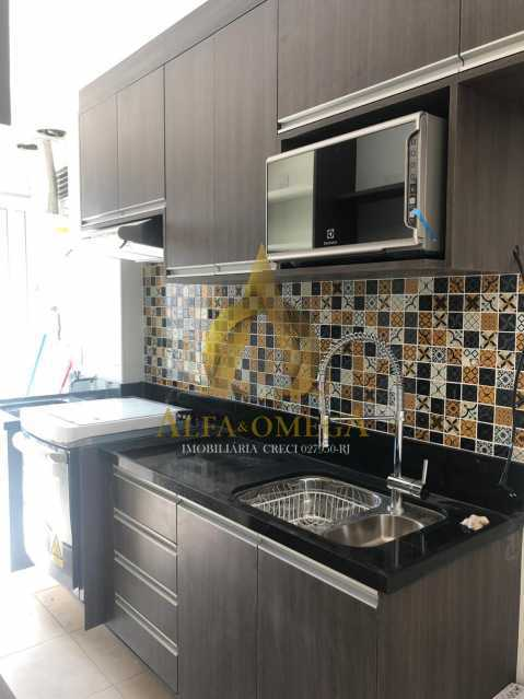 1 - Apartamento À Venda - Jacarepaguá - Rio de Janeiro - RJ - AOJ20103 - 17