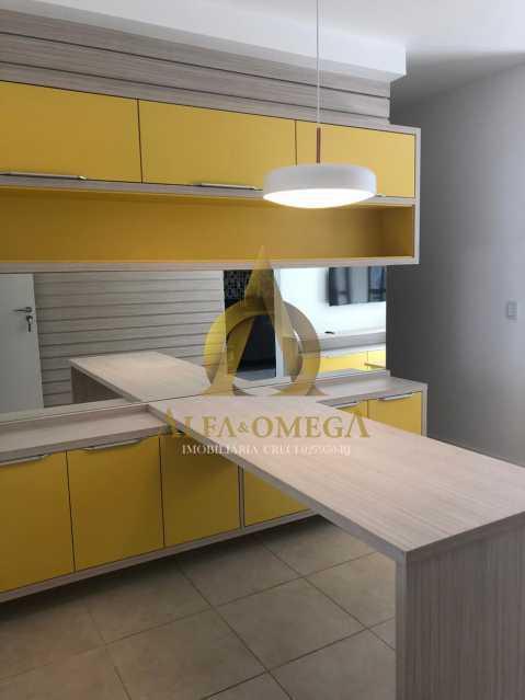 3 - Apartamento À Venda - Jacarepaguá - Rio de Janeiro - RJ - AOJ20103 - 8