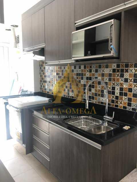 7 - Apartamento À Venda - Jacarepaguá - Rio de Janeiro - RJ - AOJ20103 - 18