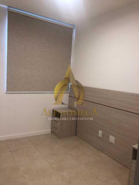 8 - Apartamento À Venda - Jacarepaguá - Rio de Janeiro - RJ - AOJ20103 - 9