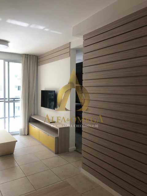 9 - Apartamento À Venda - Jacarepaguá - Rio de Janeiro - RJ - AOJ20103 - 5