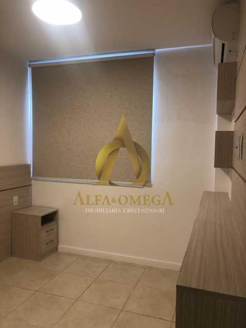 12 - Apartamento À Venda - Jacarepaguá - Rio de Janeiro - RJ - AOJ20103 - 10