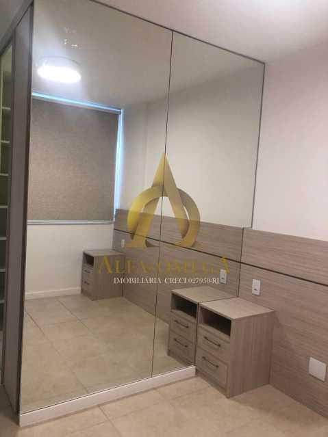 15 - Apartamento À Venda - Jacarepaguá - Rio de Janeiro - RJ - AOJ20103 - 12