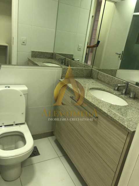 16 - Apartamento À Venda - Jacarepaguá - Rio de Janeiro - RJ - AOJ20103 - 16