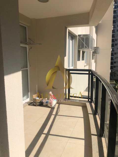 17 - Apartamento À Venda - Jacarepaguá - Rio de Janeiro - RJ - AOJ20103 - 21