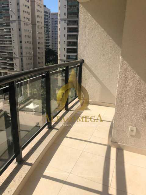 18 - Apartamento À Venda - Jacarepaguá - Rio de Janeiro - RJ - AOJ20103 - 4