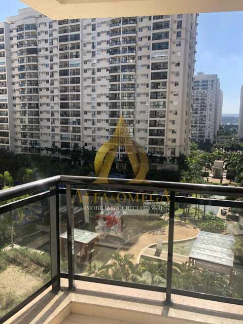 19 - Apartamento À Venda - Jacarepaguá - Rio de Janeiro - RJ - AOJ20103 - 3