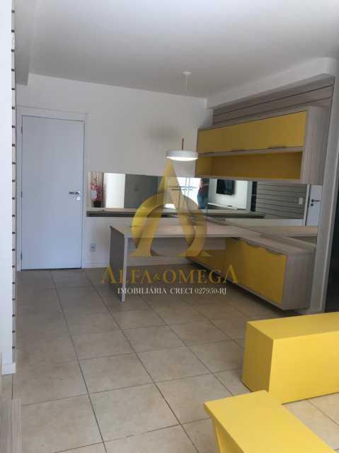 21 - Apartamento À Venda - Jacarepaguá - Rio de Janeiro - RJ - AOJ20103 - 7