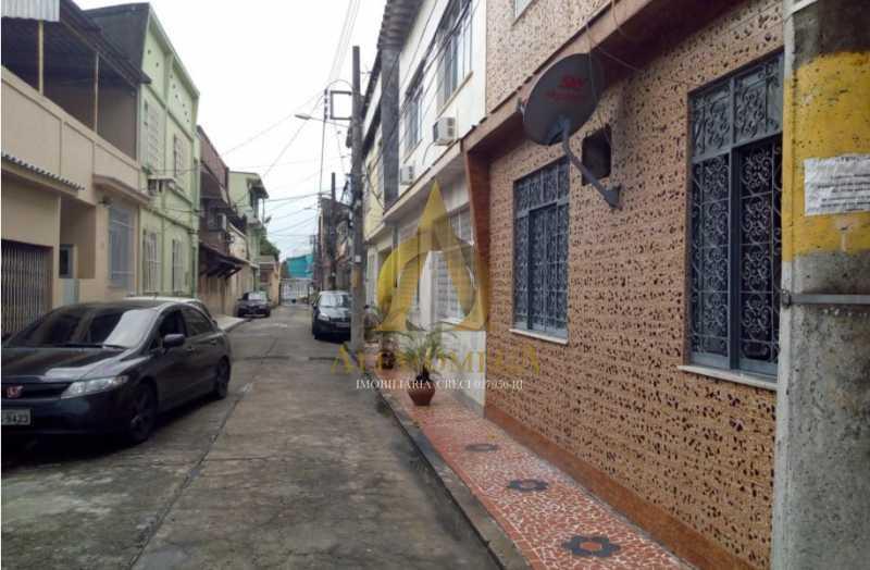 5 - Casa de Vila Rua Pinto Teles,Praça Seca,Rio de Janeiro,RJ À Venda,3 Quartos,100m² - AOJ60042 - 19