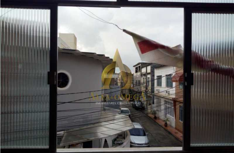 6 - Casa de Vila Rua Pinto Teles,Praça Seca,Rio de Janeiro,RJ À Venda,3 Quartos,100m² - AOJ60042 - 18