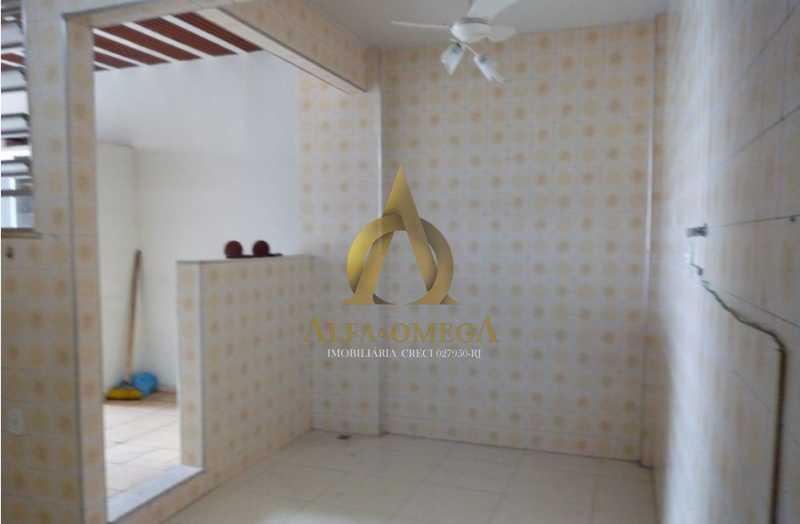 7 - Casa de Vila Rua Pinto Teles,Praça Seca,Rio de Janeiro,RJ À Venda,3 Quartos,100m² - AOJ60042 - 15