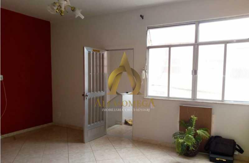17 - Casa de Vila Rua Pinto Teles,Praça Seca,Rio de Janeiro,RJ À Venda,3 Quartos,100m² - AOJ60042 - 3