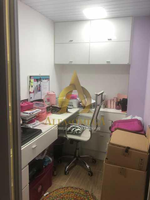 2 - Apartamento Rua Capitão Menezes,Praça Seca,Rio de Janeiro,RJ À Venda,3 Quartos,100m² - AOJ30017 - 14