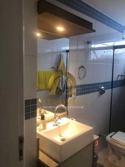 11 - Apartamento Rua Capitão Menezes,Praça Seca,Rio de Janeiro,RJ À Venda,3 Quartos,100m² - AOJ30017 - 15