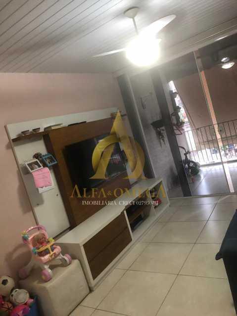 14 - Apartamento Rua Capitão Menezes,Praça Seca,Rio de Janeiro,RJ À Venda,3 Quartos,100m² - AOJ30017 - 4