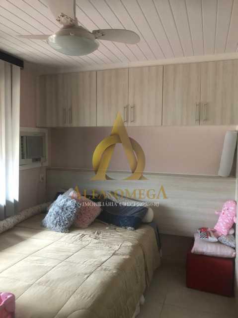18 - Apartamento Rua Capitão Menezes,Praça Seca,Rio de Janeiro,RJ À Venda,3 Quartos,100m² - AOJ30017 - 10