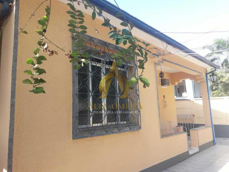 1 - Casa Rua Mapendi,Taquara, Rio de Janeiro, RJ Para Venda e Aluguel, 2 Quartos, 85m² - AOJ60043 - 1