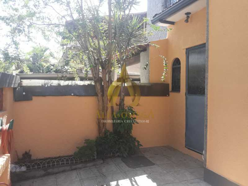 2 - Casa Rua Mapendi,Taquara, Rio de Janeiro, RJ Para Venda e Aluguel, 2 Quartos, 85m² - AOJ60043 - 3