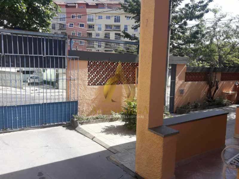 3 - Casa Rua Mapendi,Taquara, Rio de Janeiro, RJ Para Venda e Aluguel, 2 Quartos, 85m² - AOJ60043 - 4