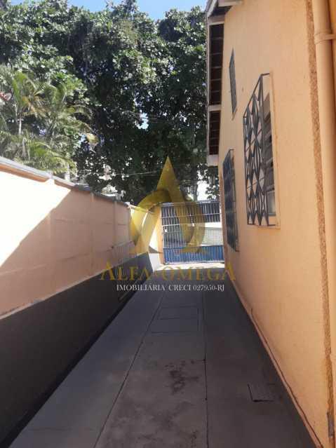 4 - Casa Rua Mapendi,Taquara, Rio de Janeiro, RJ Para Venda e Aluguel, 2 Quartos, 85m² - AOJ60043 - 5