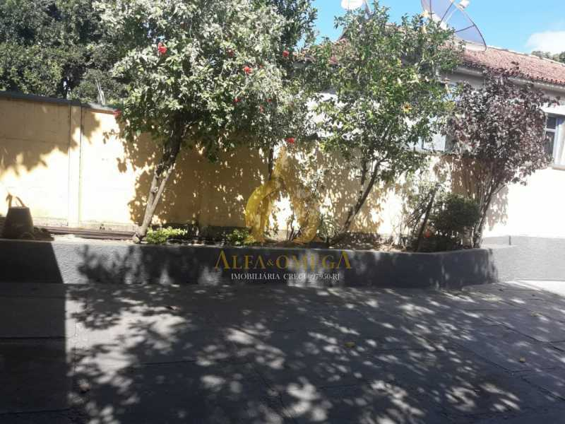 8 - Casa Rua Mapendi,Taquara, Rio de Janeiro, RJ Para Venda e Aluguel, 2 Quartos, 85m² - AOJ60043 - 23