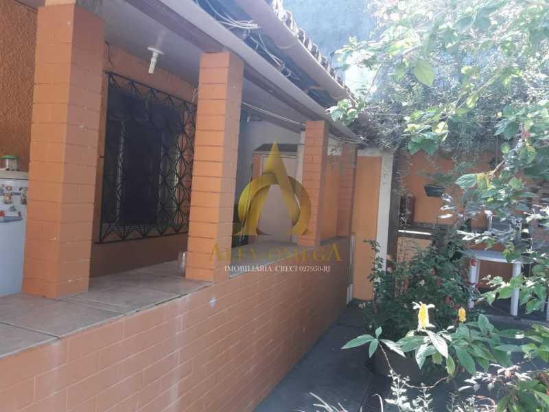 11 - Casa Rua Mapendi,Taquara, Rio de Janeiro, RJ Para Venda e Aluguel, 2 Quartos, 85m² - AOJ60043 - 8