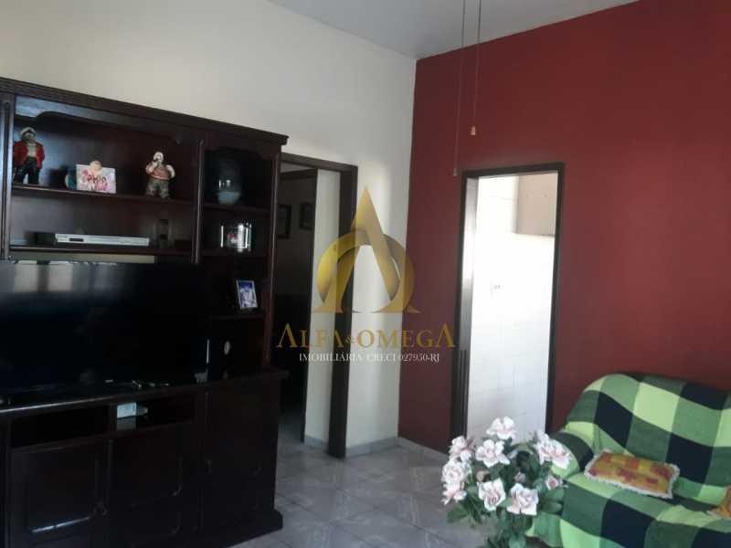 12 - Casa Rua Mapendi,Taquara, Rio de Janeiro, RJ Para Venda e Aluguel, 2 Quartos, 85m² - AOJ60043 - 9