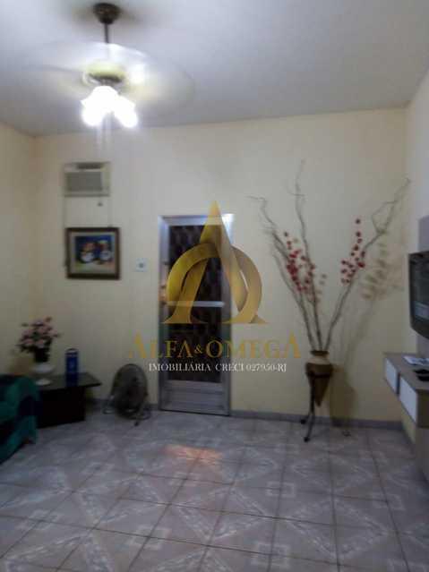 16 - Casa Rua Mapendi,Taquara, Rio de Janeiro, RJ Para Venda e Aluguel, 2 Quartos, 85m² - AOJ60043 - 10