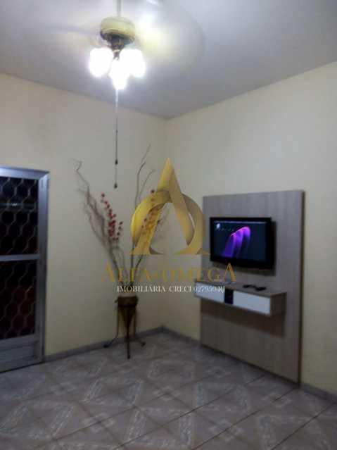 17 - Casa Rua Mapendi,Taquara, Rio de Janeiro, RJ Para Venda e Aluguel, 2 Quartos, 85m² - AOJ60043 - 12