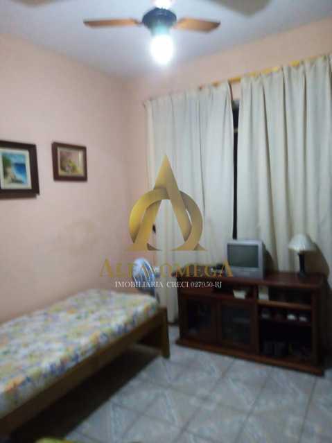 18 - Casa à venda Rua Mapendi,Taquara, Rio de Janeiro - R$ 650.000 - AOJ60043 - 15