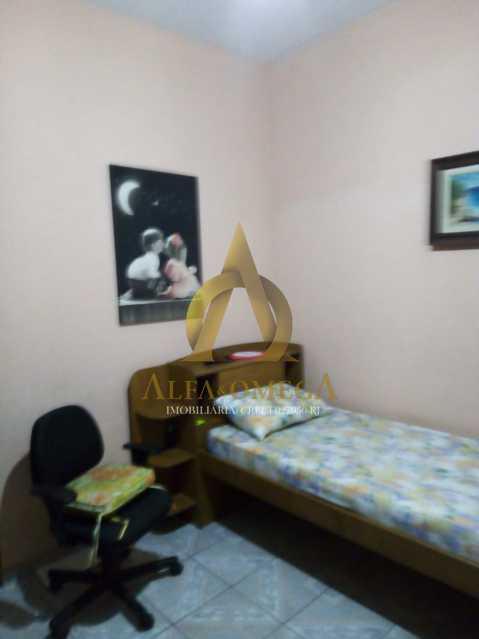 24 - Casa Rua Mapendi,Taquara, Rio de Janeiro, RJ Para Venda e Aluguel, 2 Quartos, 85m² - AOJ60043 - 17